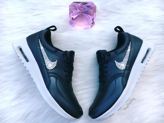 a35202664d27 Bling Nike Shoes Air Max Thea SE Running Shoes by ShopPinkIvy high-quality