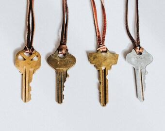 Leather Keys