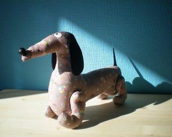 Handmade Toy Dog dachshund