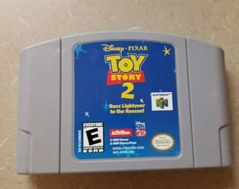 Toy Story 2 for N64 Nintendo 64