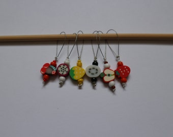 "Stitchmarker ""Funny Animals"""