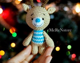 Amigurumi Monkey Keychain : Crochet keychain Monkey Amigurumi Keyring Little by ...
