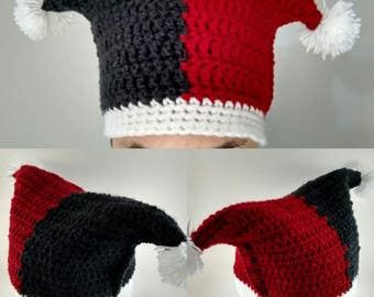Harley Quinn Hat
