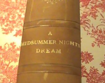 A Midsummer Nights Dream Illustrated by Arthur Rackham