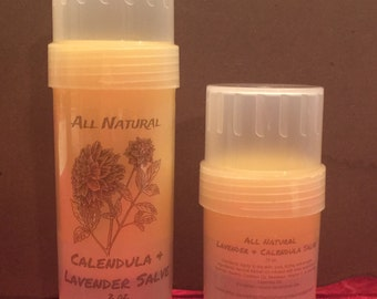 Calendula & Lavender Salve