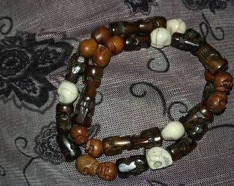 Dean Winchester Tibetan bracelet SPN Supernatural
