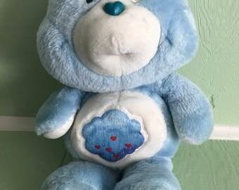 Care Bears Grumpy Bear - 1983