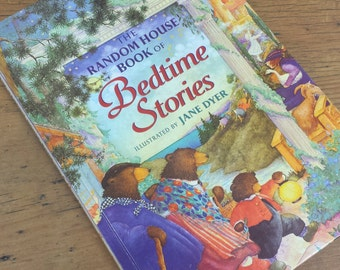 The Random House Book of Bedtime Stories 1994, Illustrations by Jane Dyer