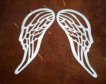 Angel Wings Metal Art