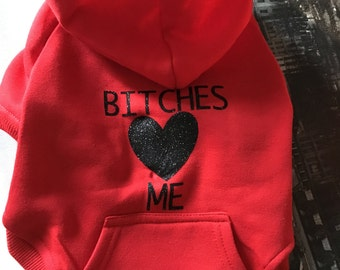 Bitches Love Me Etsy