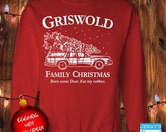 Christmas Sweater -  Griswold Family Christmas Sweatshirt