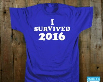 I Survived 2016 | Shirt