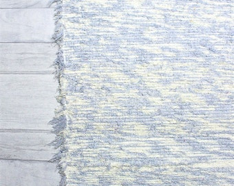 Runner Rug. 65x230 cm. (2'2'x 7'6  ft)Rug runners, Hall runner rug, Entrance rug, Hall runners, Handwoven Cotton | Eco-Friendly | Washable.
