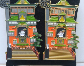 Welcoming Spirits- Spirited Away Pin Set