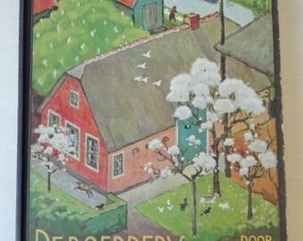 Verkade Album , de boerderij  (the Dutch farm) year 1936