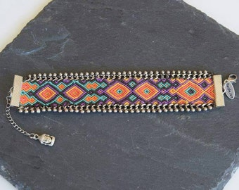 Brazilian multicolor bracelet