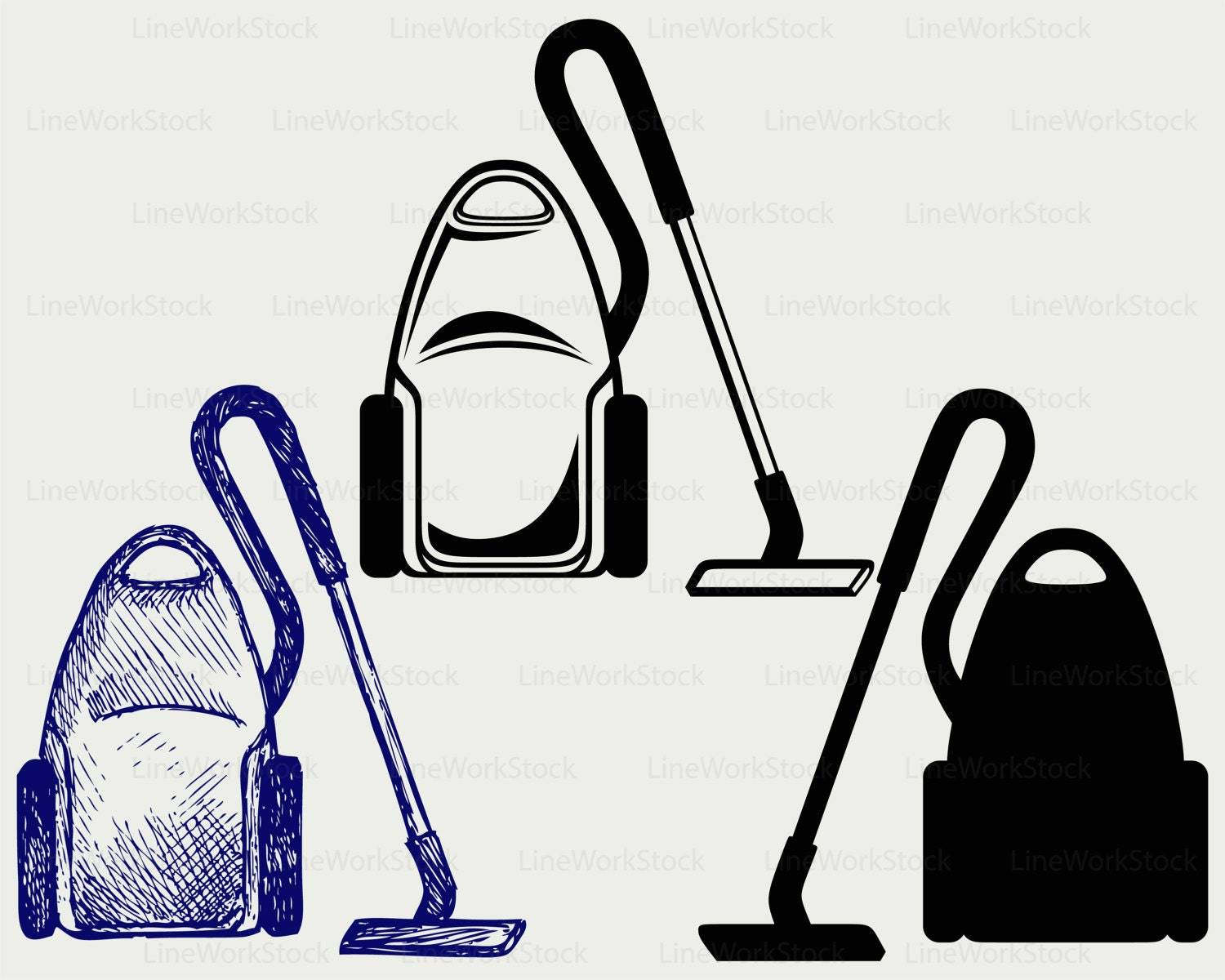 Vacuum cleaner clipart vacuum cleaner clip art - This Is A Digital File