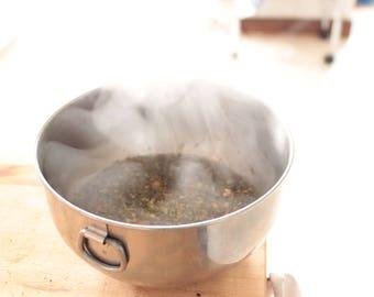 Herbal Facial Steam (self care)
