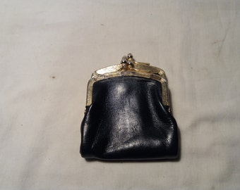 Vintage Double Purse for Coins