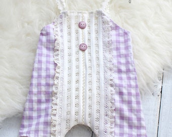 Romper, Newborn Prop, Newborn Photography, Baby Romper, Baby Prop,Boy Prop,Newborn Overalls, Baby Pants,Lace Props,Onesies,Zoraya Baby Props