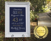 Bridal Shower Sign, Bridal Shower Welcome Sign, Wedding Shower Decoration, Bridal Shower Decoration, Engagement Party Decoration