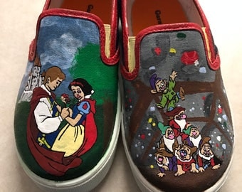 Snow White and the Seven Dwarves Shoes