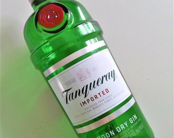Tanqueray Gin ~ Empty 1 L Bottle