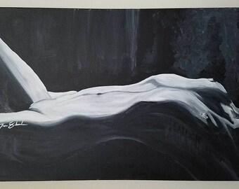 Schönheit des Körpers - Original by T. Schumacher