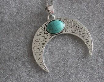 turquoise cresent
