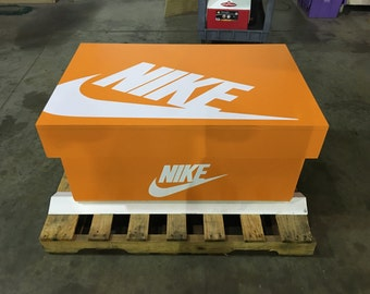 Giant Nike Shoebox Storage   LARGE BOX