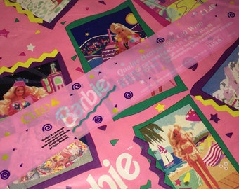 Barbie Dolls Cleo Gift Wrap Wrapping Paper New Unopened Package of 2 Sheets