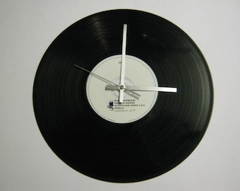 """Radiohead """"Paranoid Android"""" Special Unique CD Record Wall Clock - OK Computer Iron Lung Bends Fake Plastic Trees Karma Police No Surprises"""
