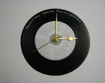 "The Cult ""She Sells Sanctuary"" Special Unique Record Wall Clock Gift - Resurrection Joe Rain Revolution Lil' Devil Wild Flower Sweet Soul"