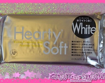 Hearty Soft 200g - Padico Japan Lightweight Paper Clay for Fake Sweets, Icing, Foods, Flowers & More
