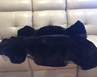 Sheepskin Rug 100%  Wool, Rug Mat, Carpet Mat Pads Sofa, Seat Cushion, - Stay Warm with Sheepskin -  winter coming!