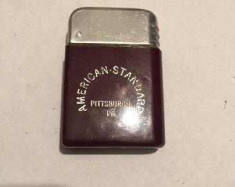 Vintage American Standard  Lighter Unknown Maker