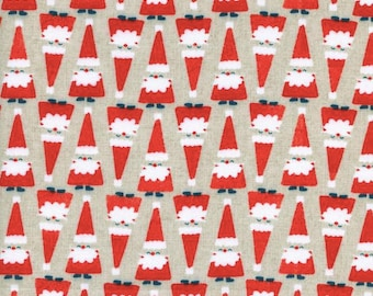 Santa Parade from Garland by Melody Miller for Cotton + Steel