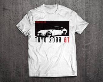 Toyota 2000 GT Shirts, toyota t shirts, GT shirts, Cars shirts, men t shirt, women t shirt, funny shirts, muscle car shirts, Drift t shirts