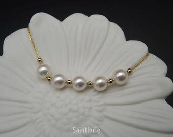 6-7mm Akoya Pearl Necklace