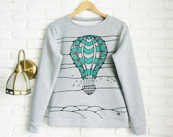 Graphic sweatshirt | Etsy