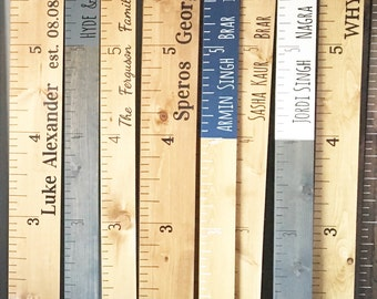 Growth Chart / custom growth chart / height chart