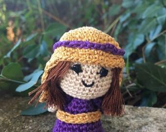 Mary Nativity Doll