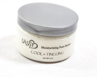 Cool & Tingling Foot Butter