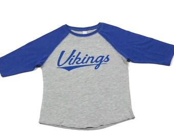 Childrens baseball shirt - Childrens raglan shirt - Youth baseball shirt - Personalized baseball shirt for children - CPSC Compliant