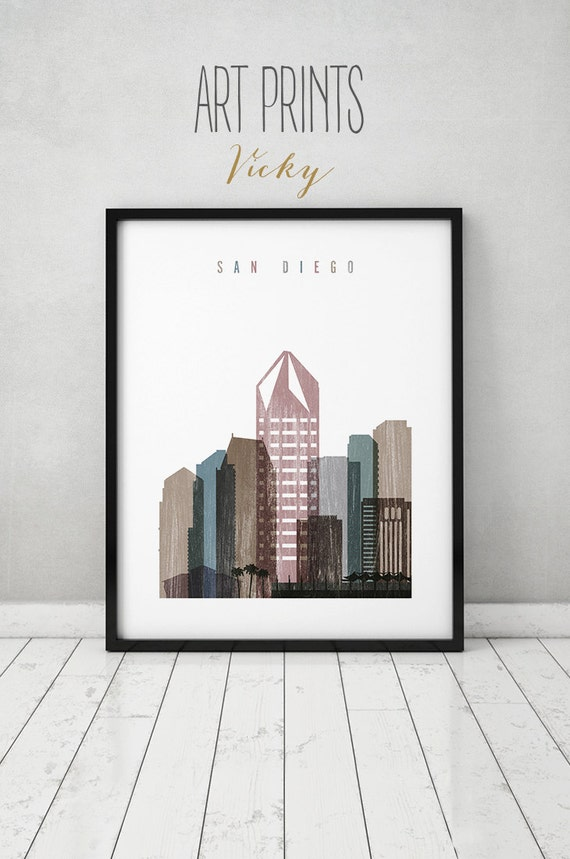 home decor san diego ca san diego wall print poster distressed san diego 12389