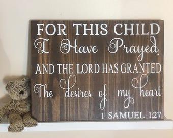 1 Samuel 1 27 Etsy