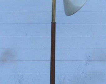 Gerald Thurston for Lightolier Mid Century Floor Lamp