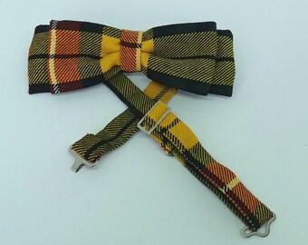 Buchanon Tartan Bow Tie