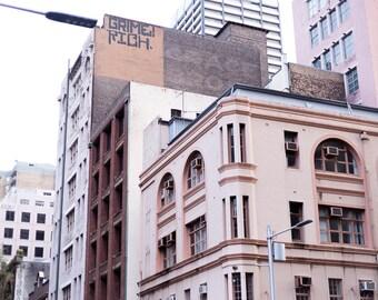 Grace Bros landscape cityscape Sydney photography  fine art print