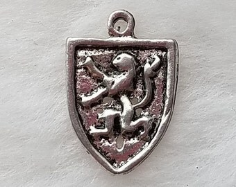 Coat of Arms - Shield - Pewter